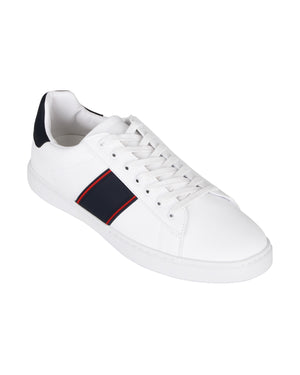 Load image into Gallery viewer, Tomaz TR566 Men's Court Sneakers (White) mens shoes sneaker, men's casual sneakers, Men sneakers, Men sneakers on sale, Men sneakers 2020, Men's sneakers on sale near me, Men's running sneakers on sale.