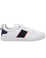 Tomaz TR800M Men's Court Sneakers (White/Navy/Red) mens shoes sneaker, men's casual sneakers, Men sneakers, Men sneakers on sale, Men sneakers 2020, Men's sneakers on sale near me, Men's running sneakers on sale.