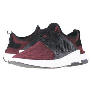 Tomaz 225 Running Knit (Red) - Tomaz Shoes