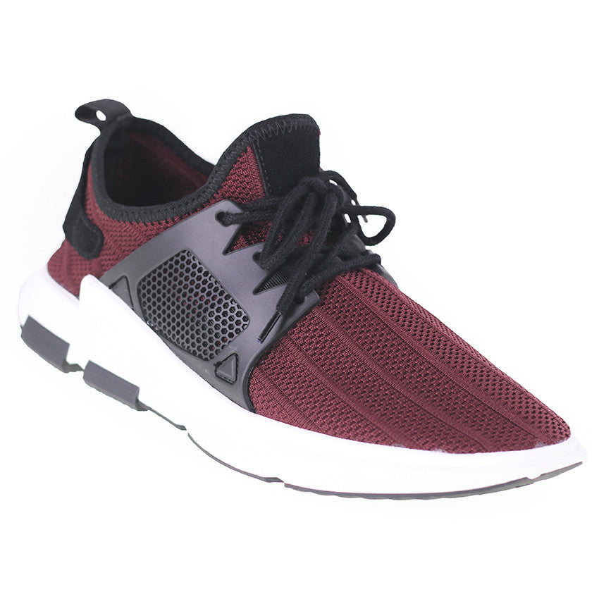 Tomaz 225 Running Knit (Red) - Tomaz Shoes (9673720136)