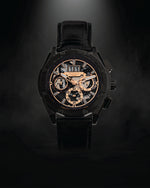 Tomaz Men's Watch RAWR III (Black/Gold) -TW024B-D1 best men watch, automatic watch for men, Trending men watch, Luxury watch, Watches of Switzerland, automatic watch for men, jam tangan lelaki, jam tangan automatik, jam kronograf