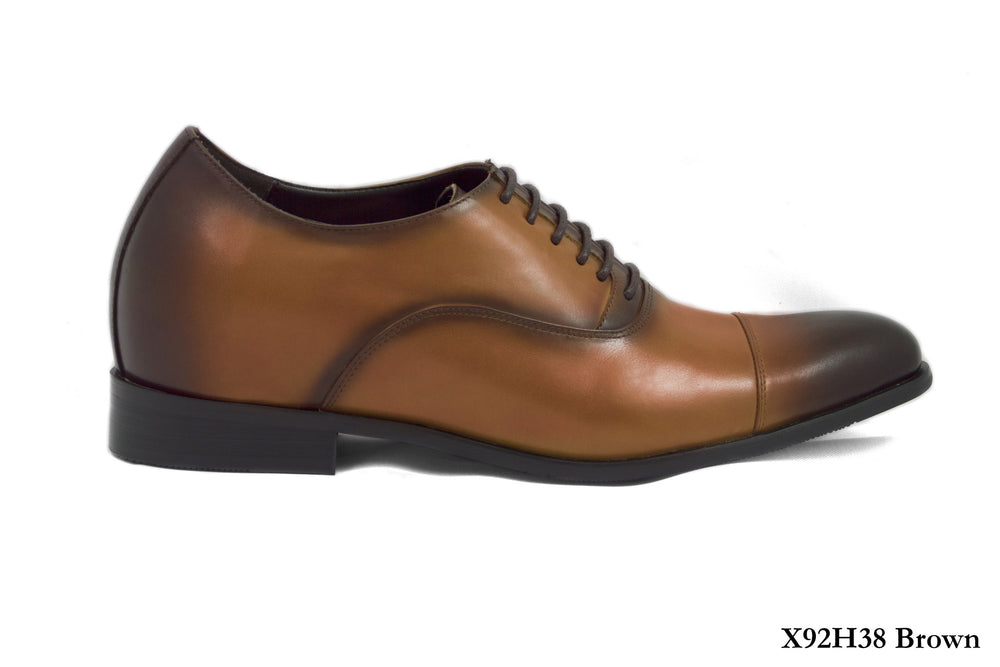 Tomaz X92H38 Captoe Oxford (Brown) (8733409096)