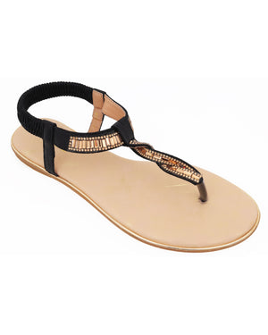 Load image into Gallery viewer, Tomaz XP2 Ladies Sandals (Black)