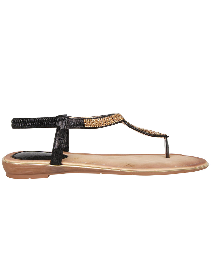 Tomaz XP44 Ladies Sandals (Black)
