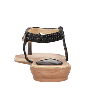 Load image into Gallery viewer, Tomaz XP44 Ladies Sandals (Black)