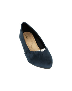 Load image into Gallery viewer, Tomaz XP50 Ladies Flats (Navy)