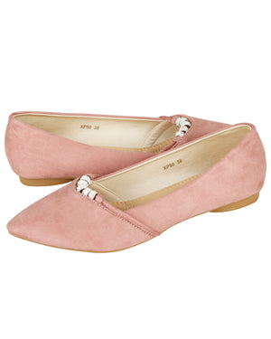 Load image into Gallery viewer, Tomaz XP50 Ladies Flats (Pink)