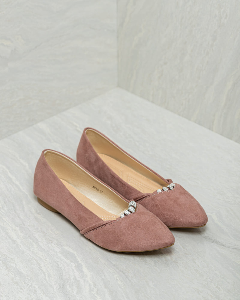 Tomaz XP50 Ladies Flats (Pink)