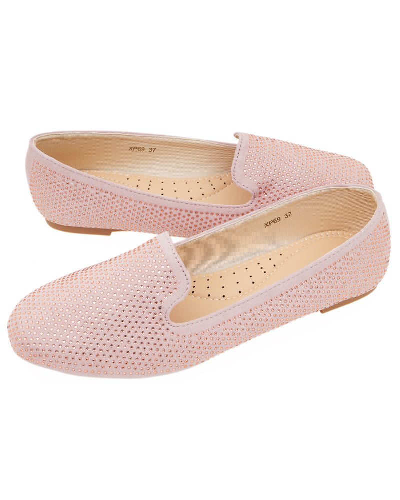 Load image into Gallery viewer, Tomaz XP69 Ladies Flats (Pink)
