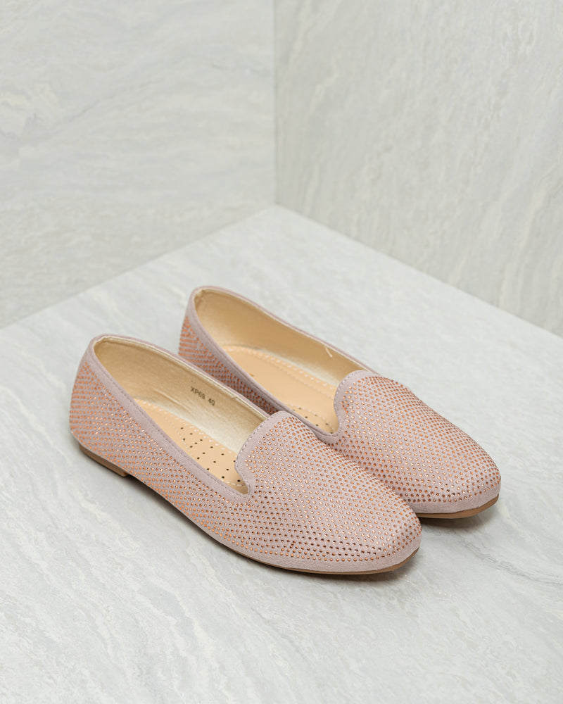 Tomaz XP69 Ladies Flats (Pink)