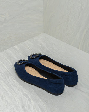 Load image into Gallery viewer, Tomaz XP70 Ladies Flats (Blue)