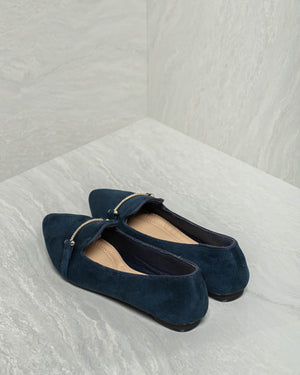 Load image into Gallery viewer, Tomaz XP92 Ladies Flats (Navy)
