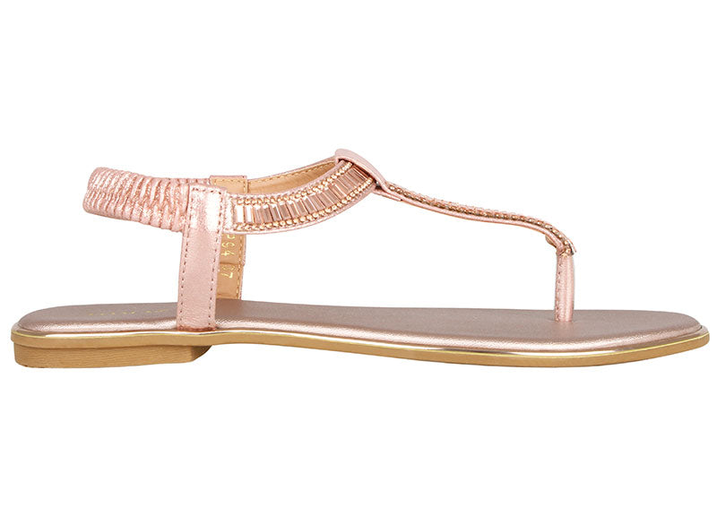 Tomaz XP94 Ladies Sandals (Rose Gold) (2225985355872)