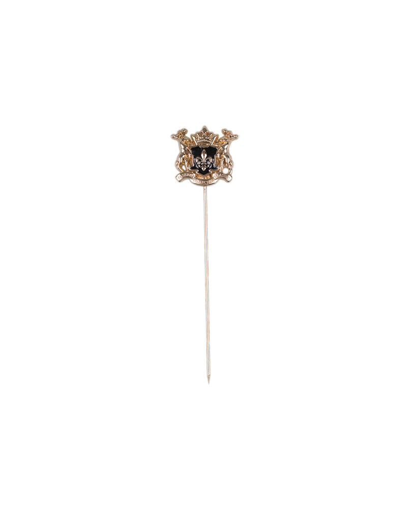 Tomaz Golden Lapel  Pin (Gold)