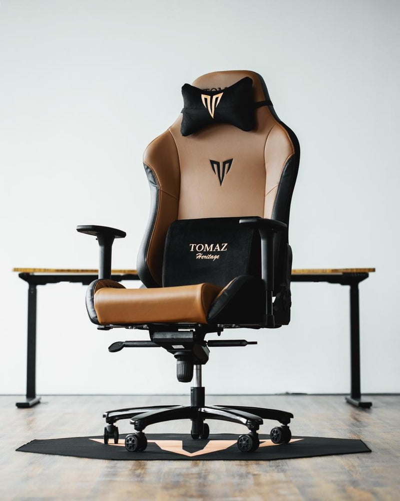 Tomaz Vex Gaming Chair (Brown)