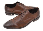 Tomaz F215 Wingtips Derbies (Coffee) (4496813260896)