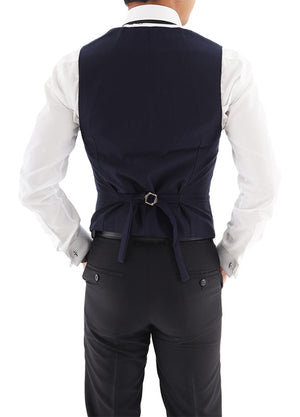 Load image into Gallery viewer, Tomaz 20682-1 Men's Vest (Navy)