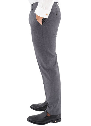 Load image into Gallery viewer, Tomaz 178 Men's Dress Pants (Grey)