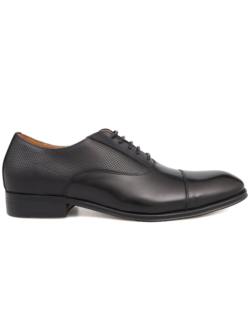 Tomaz F268 Cap Toe Oxfords (Black) men shoe, men's shoe, men's italian dress shoes, men's dress shoes, men's dress shoes near me, shoe shop near me, tomaz shoe locations, shoe store near me, formal shoes