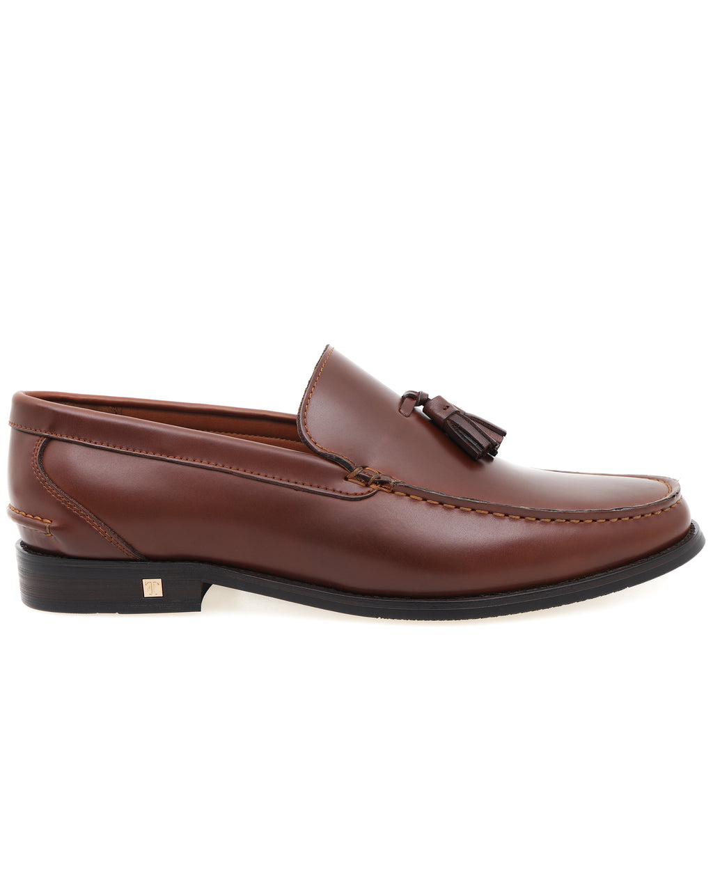 Tomaz F278 Double Tassel Loafers (Brown)