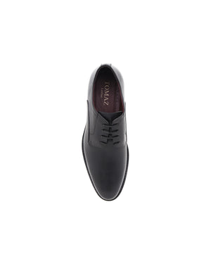 Load image into Gallery viewer, Tomaz F281 Formal Derbies (Black) men shoe, men's shoe, men's italian dress shoes, men's dress shoes, men's dress shoes near me, shoe shop near me, tomaz shoe locations, shoe store near me, formal shoes