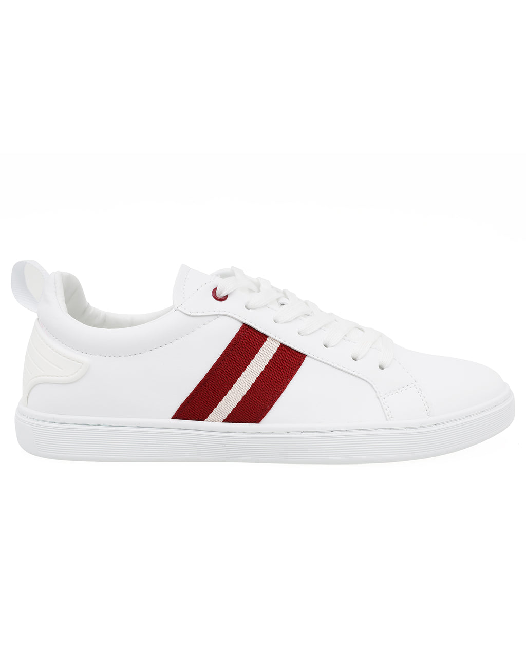 Tomaz TR999M Men's Sneakers (White/Red/Org)