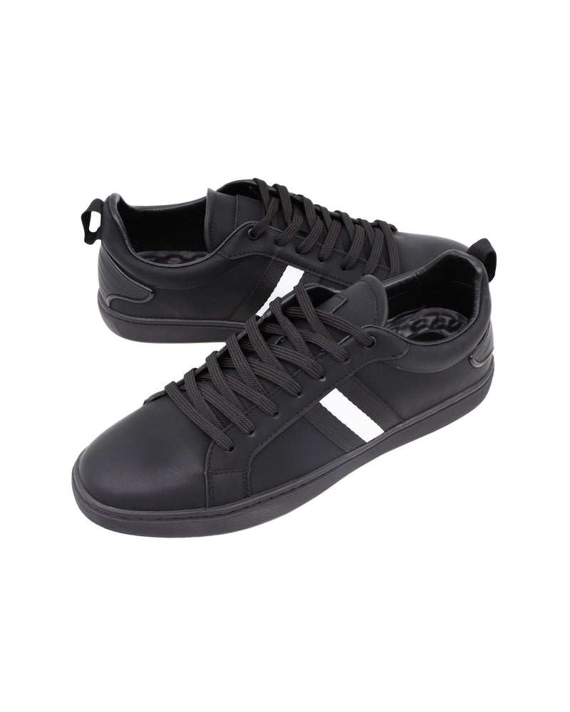 Load image into Gallery viewer, Tomaz TR999L Ladies Sneakers (Black)