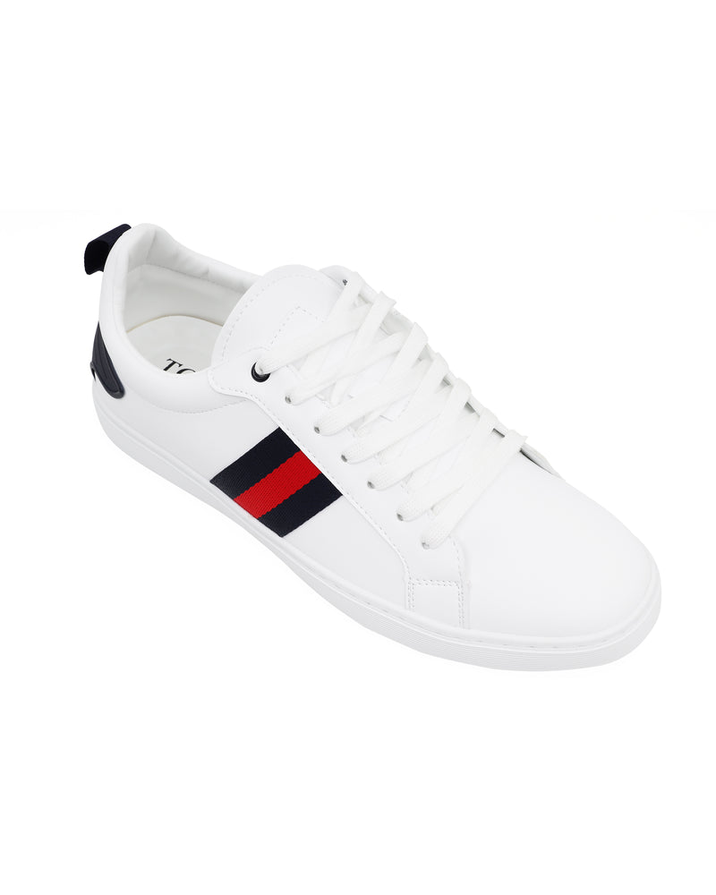 Load image into Gallery viewer, Tomaz TR999L Ladies Sneakers (White)