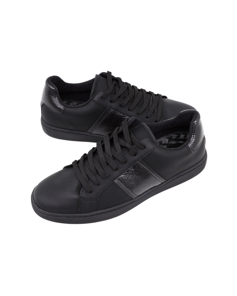 Tomaz TR810 Men's Sneakers (Black) mens shoes sneaker, men's casual sneakers, Men sneakers, Men sneakers on sale, Men sneakers 2020, Men's sneakers on sale near me, Men's running sneakers on sale.
