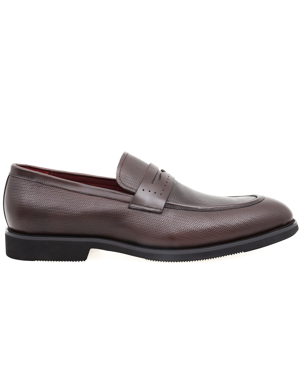 Tomaz HF014 Formal Penny Loafers (Coffee)