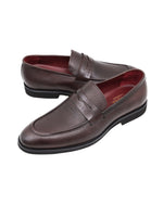 Tomaz HF014 Formal Penny Loafers (Coffee) men shoe, men's shoe, men's italian dress shoes, men's dress shoes, men's dress shoes near me, shoe shop near me, tomaz shoe locations, shoe store near me, formal shoes