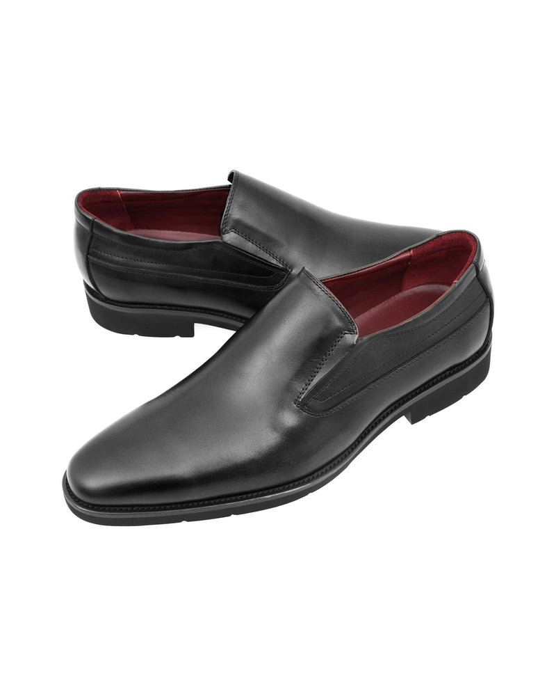 Tomaz HF015 Formal Slip-Ons Loafers (Black) men shoe, men's shoe, men's italian dress shoes, men's dress shoes, men's dress shoes near me, shoe shop near me, tomaz shoe locations, shoe store near me, formal shoes