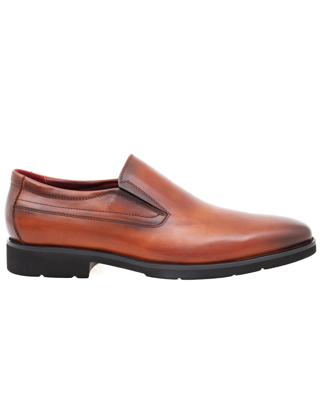 Tomaz HF015 Formal Slip-Ons Loafers (Brown)
