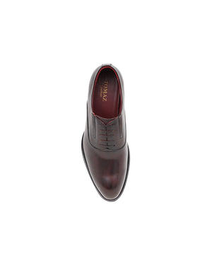 Load image into Gallery viewer, Tomaz HF017 Formal Leather Oxfords (Wine)