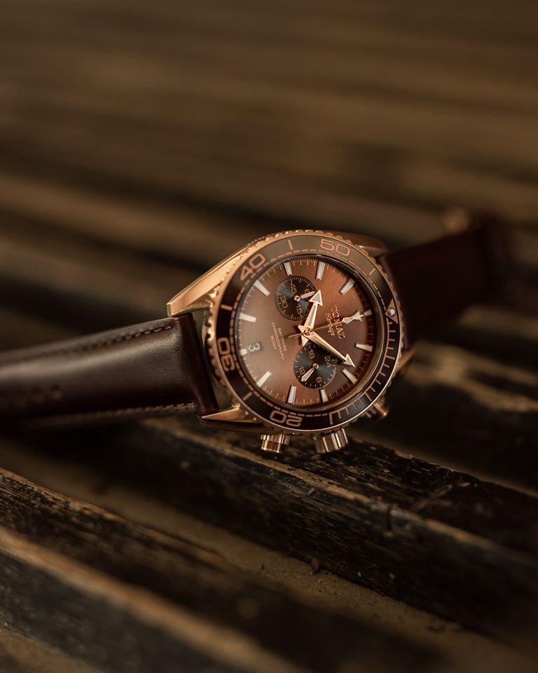 Tomaz Men's Watch TW012 - Rose Gold/Coffee