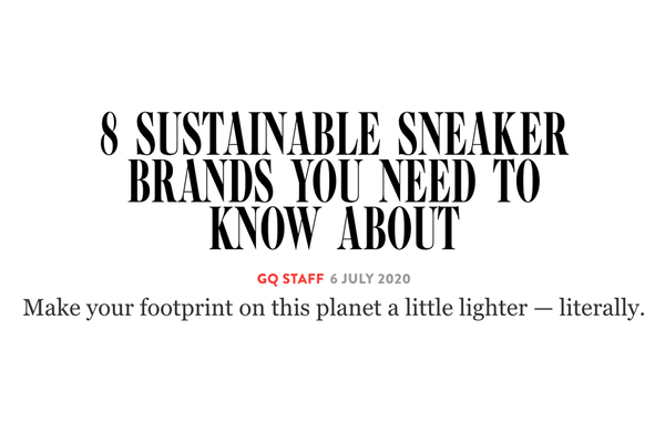 8 SUSTAINABLE SNEAKER BRANDS YOU NEED TO KNOW ABOUT - GQ AUSTRALIA