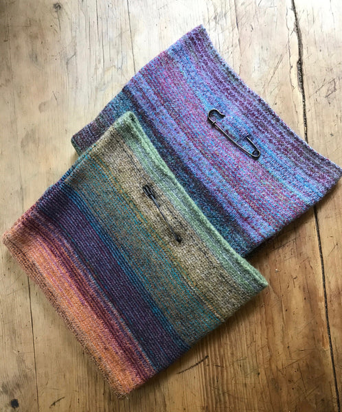 Knitted Felted Computer Case