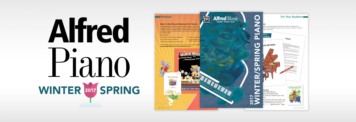 Piano 2016 Holiday Promotion