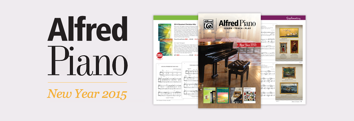 Piano 2015 New Year Piano Promotion