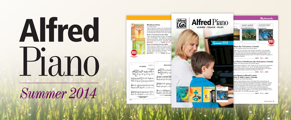 Piano 2014 Summer Promotion