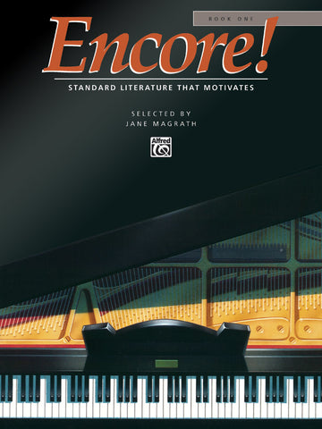 Encore!, Book 1