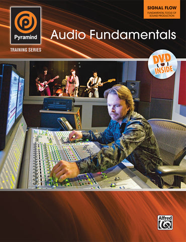 Pyramind Training Series: Audio Fundamentals (Book & DVD)