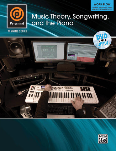 Pyramind Training Series: Music Theory, Songwriting, and the Piano (Book & DVD)