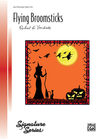 Flying Broomsticks