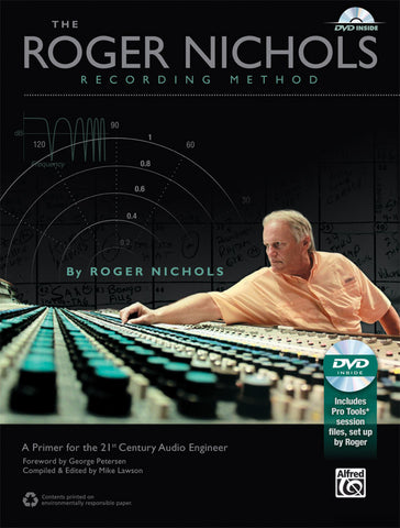 The Roger Nichols Recording Method (Book & DVD-ROM)