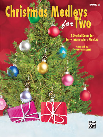 Christmas Medleys for Two, Book 2