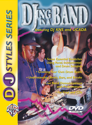 DJ Styles Series: DJing in a Band (DVD)