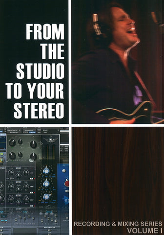From the Studio to Your Stereo, Volume I (Volume I DVD-ROM)