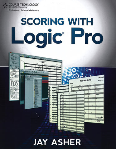Scoring with Logic Pro (Book)