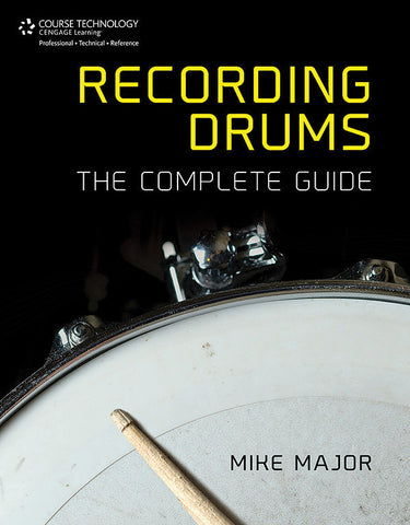 Recording Drums (Book)